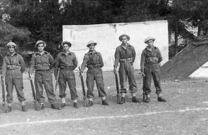Moriah Battalion