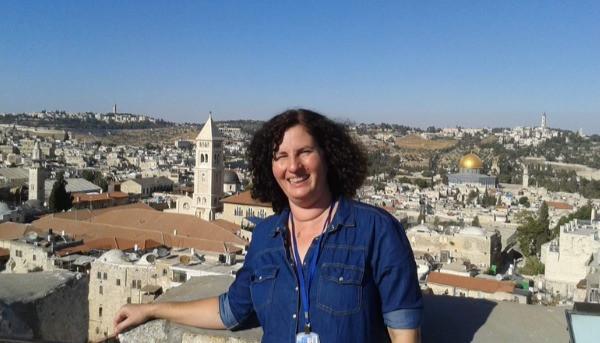 Sara Goldsmith- Israeli Tour Guide
