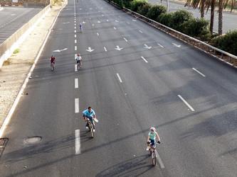 Yom Kippur: Bikes in Israel