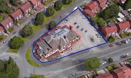 Site Plan Kingsway Pub REV001 - 21.12.20