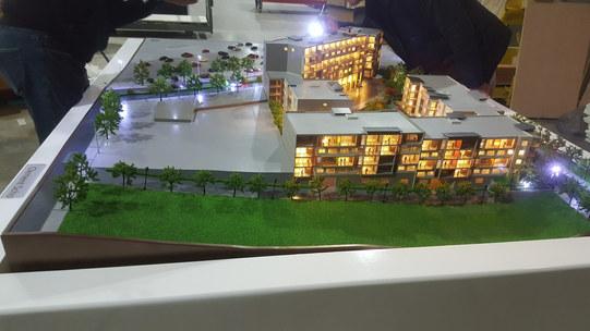 Bonnyrigg Project model
