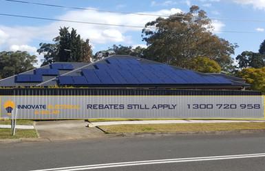 Innovate electrical & solar