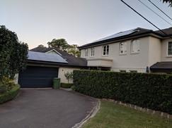Sydney Solar installation