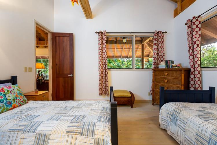 Bedroom 1 facing north
