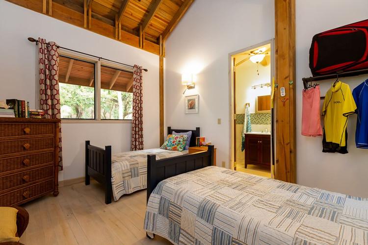 Bedroom 1 facing east