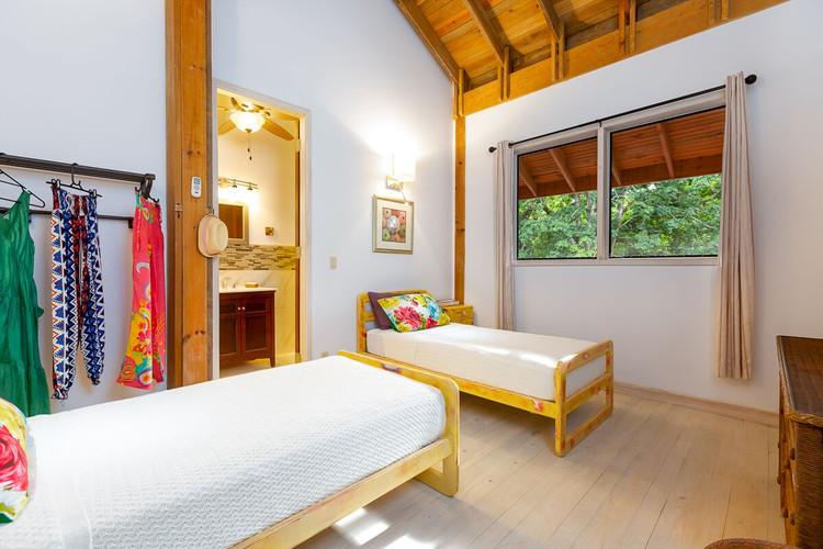 Bedroom 2 facing west