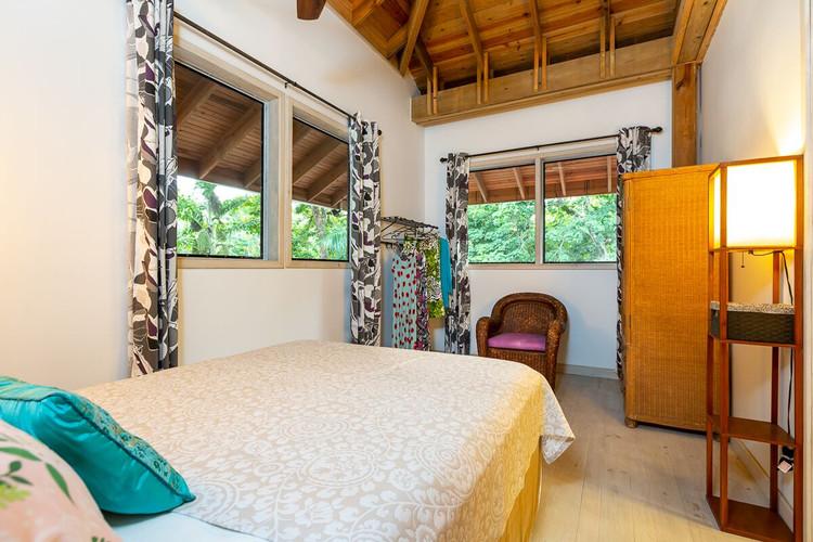 Bedroom 4 facing west
