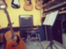 Cours de guitare Tournai