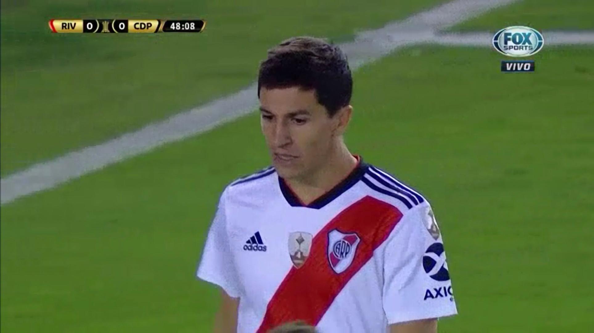 River Plate doble parche