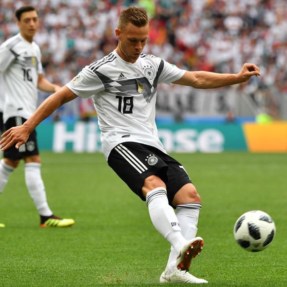 Alemania parche campeón
