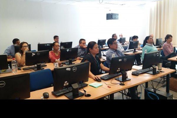 Capacitación Docentes UDLA Taller de formación para formadores en NIIFS