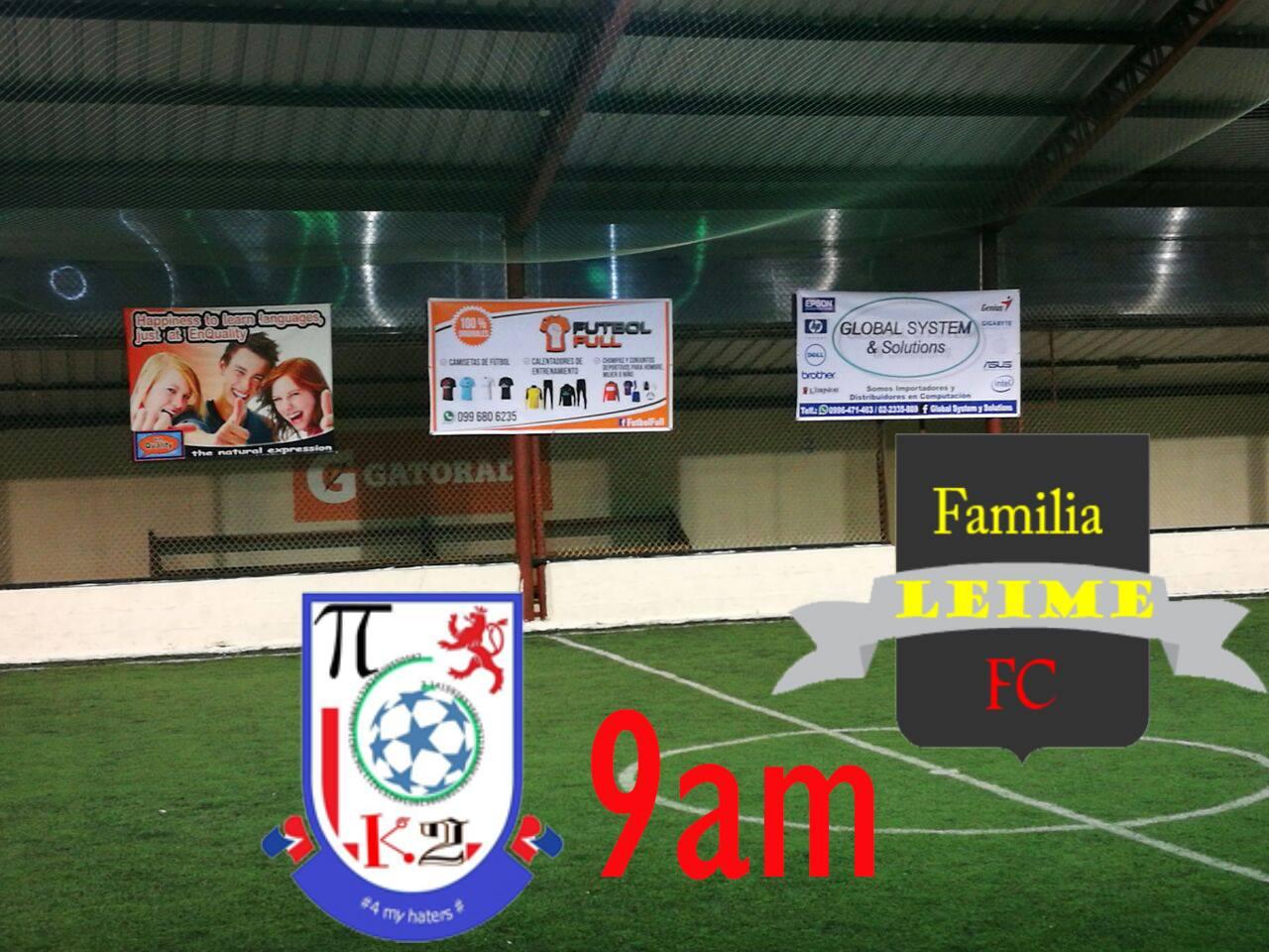 Pik2 vs Familia Leime
