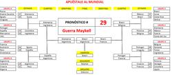 29. Guerra Maykell