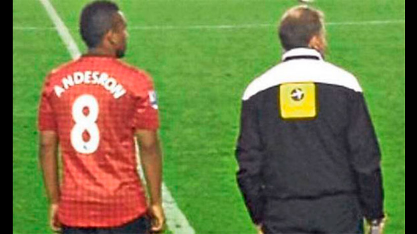 Manchester United nombre mal