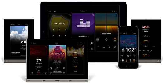 Home Automation and Lighting Control