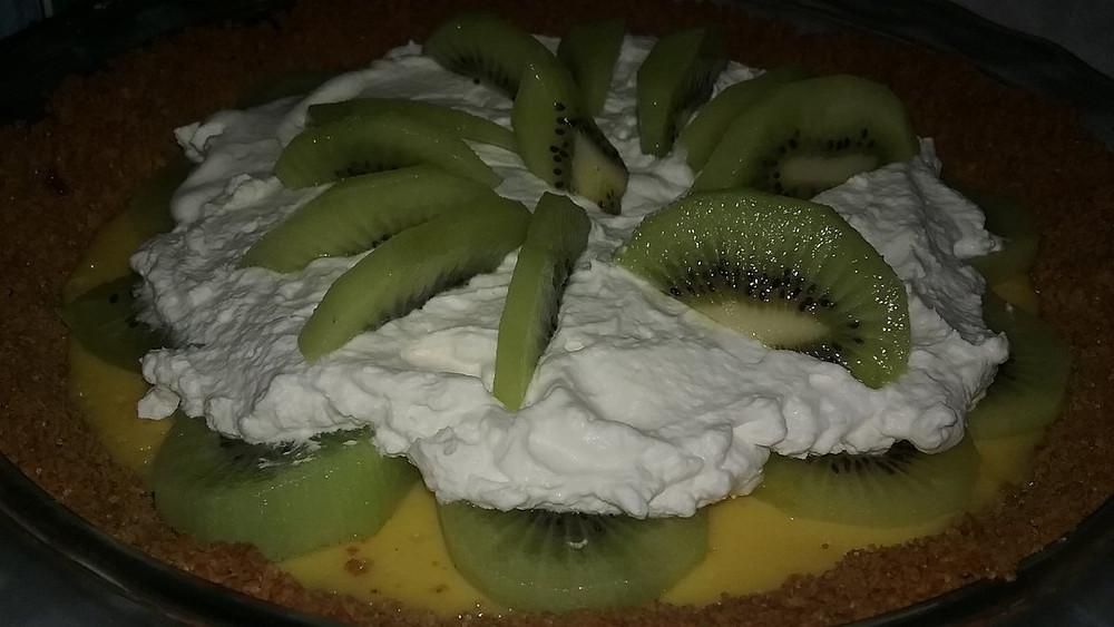 Chloe's invented Kiwime Pie