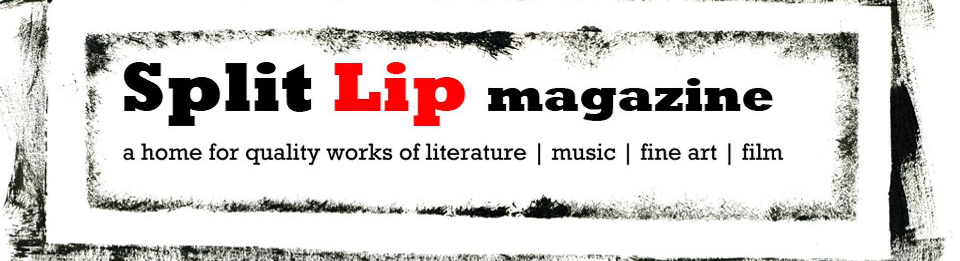 An Online Literary Journal for Stories, Poems, Music & Art