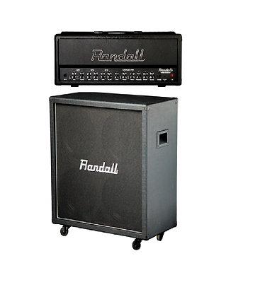 Гитарный акустический кабинет Randall RX412 + Гитарный усилитель Randall RG1503H