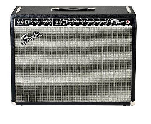 Гитарный комбо Fender Twin