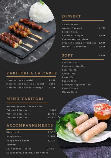 Création menu restaurant asiatique 3