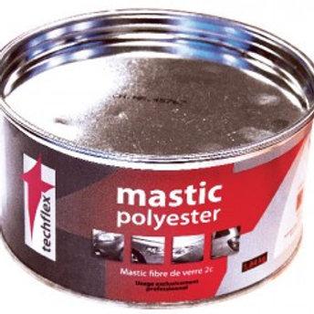 Mastic fibre de verre