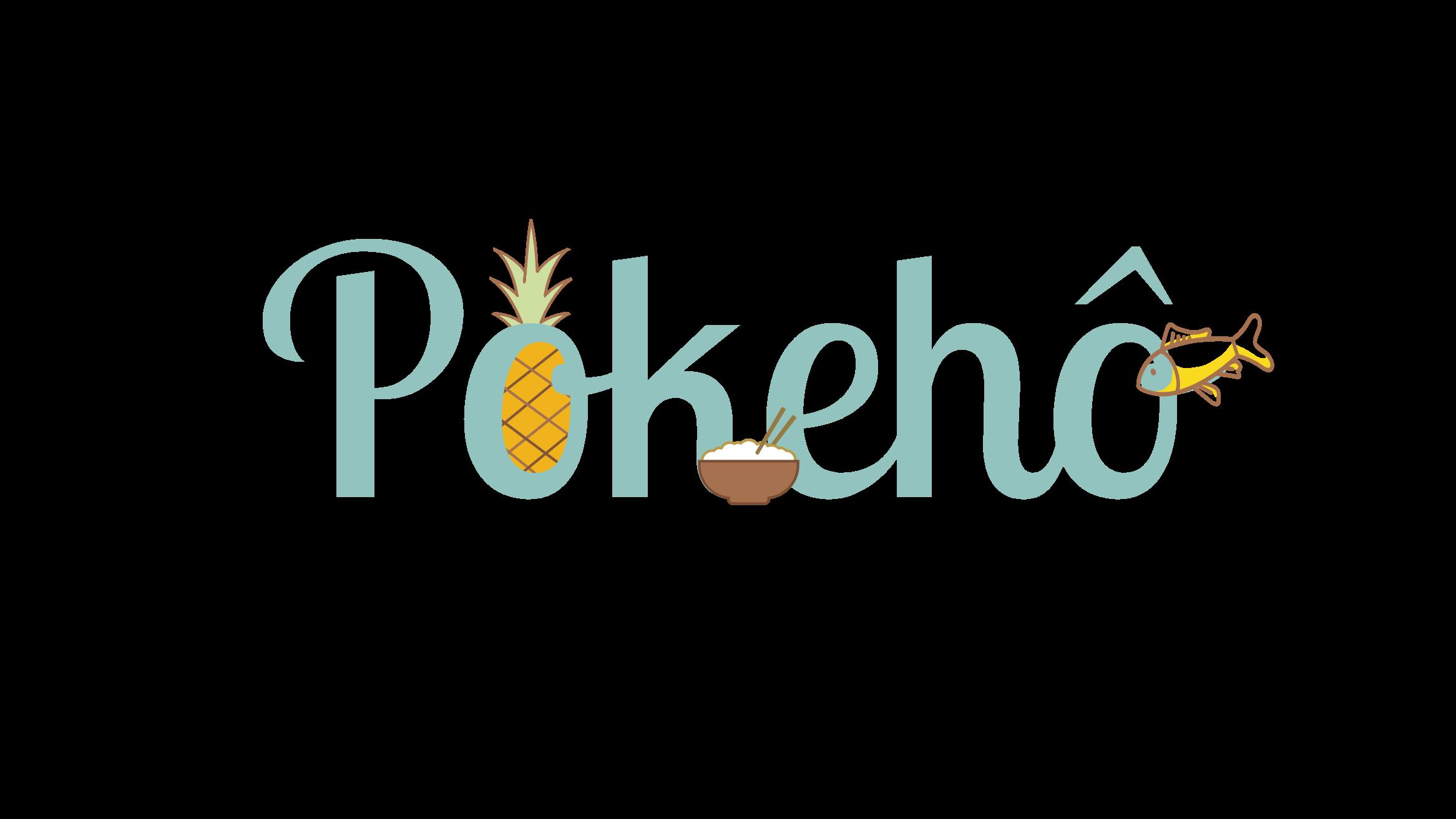 Proposition logo marque pokebowl 3