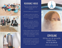 Brochure CE Cryoline Paris