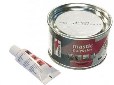 Pot de mastic pour plastique de 1kg