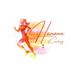 Conception de logo pour cliente secteur sport