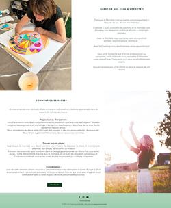 Site Art-Therapy- Coaching & Mandala