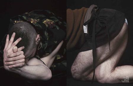 Damien Blottiere - Crush fanzine - Martin - Storny misericordia