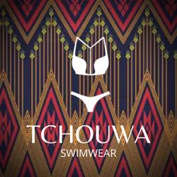 Logo marque maillot de bain Africaine modèle 1