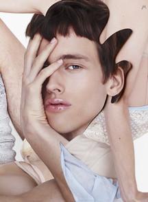 Damien Blottiere - Candy magazine- Storny Misericordia