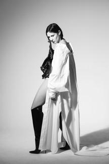 Mixte magazine - Stephanie Pfaender - Herve Van der Straeten - Alexandre Vauthier - Storny Misericordia