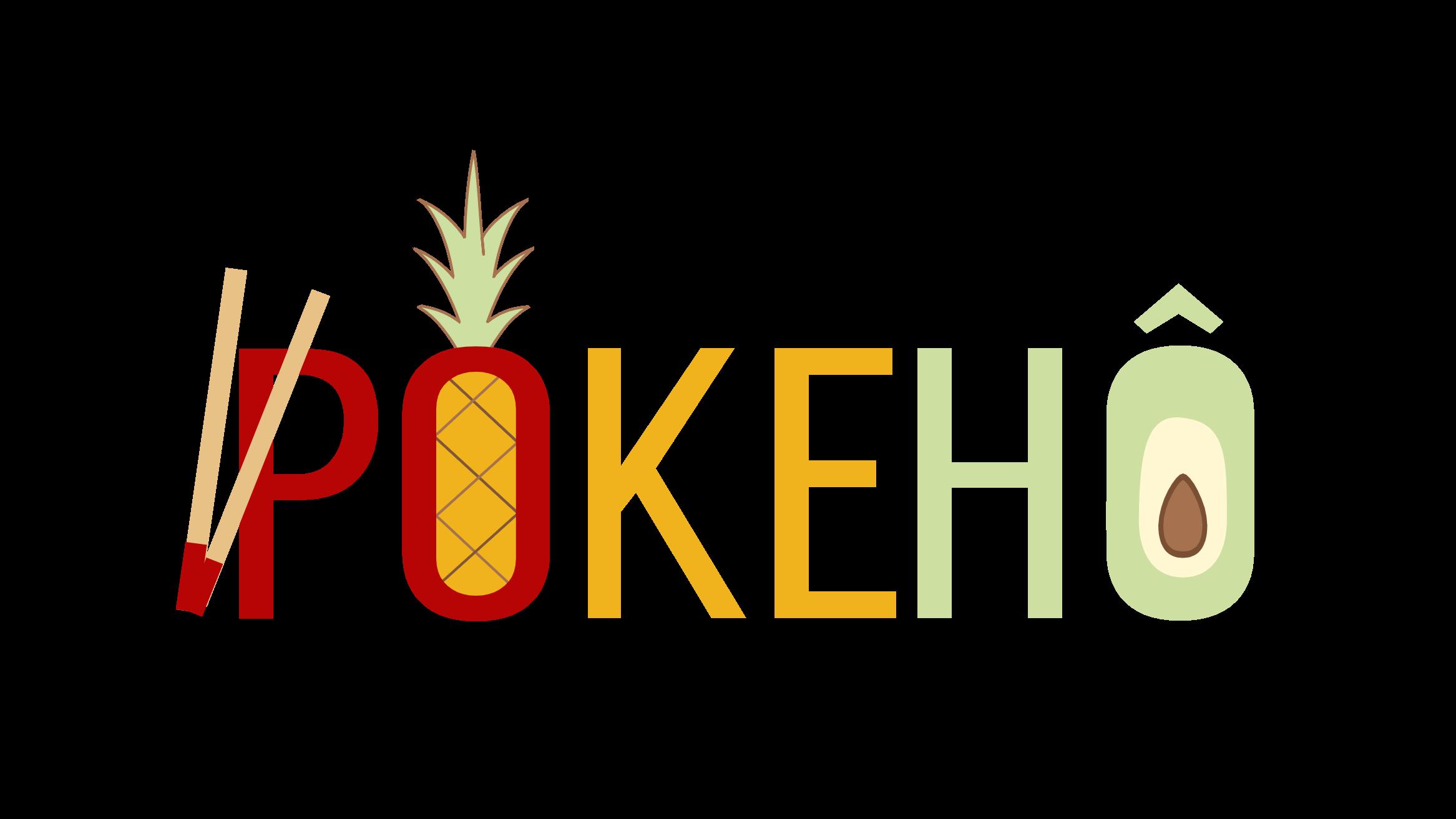 Proposition logo marque Pokébowl 1