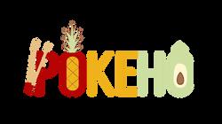 Proposition logo marque Pokébowl 1. Collab Laugo_designer