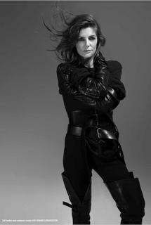 Chiara Mastroianni - Nicolas Wagner - Crush fanzine- Storni Misericordia