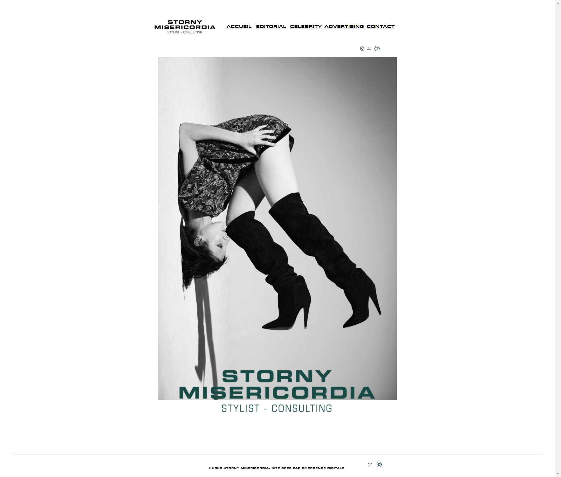 Site STORNY MISERICORDIA- Stylist Consulting