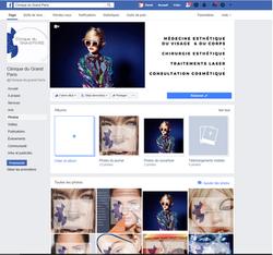 Facebook Clinique du Grand Paris