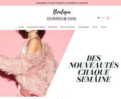 Eshop Mode Femme - Les Pépites de Zasno
