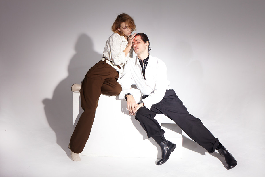 Celine Salette - Jazzboy - Nicolas Wagner - crush fanzine - Storny Misericordia