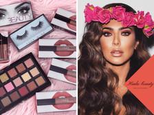 Diaporama animé pour site e-commerce maquillage