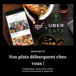 Post Instagram Uber Eats