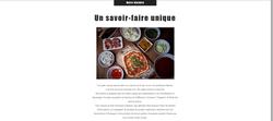 Site pizzas à emporter - Pizza passion