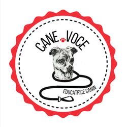 Logo éducatrice canin