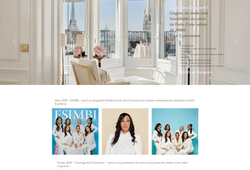 Site Conciergerie de Luxe - K&S Excellence