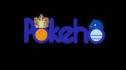 Proposition logo marque pokebowl logo 2. Collab Laugo_designer
