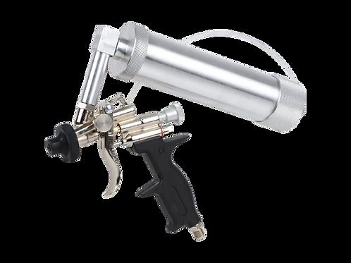 Pistolet de pulverisation cartouche polymer
