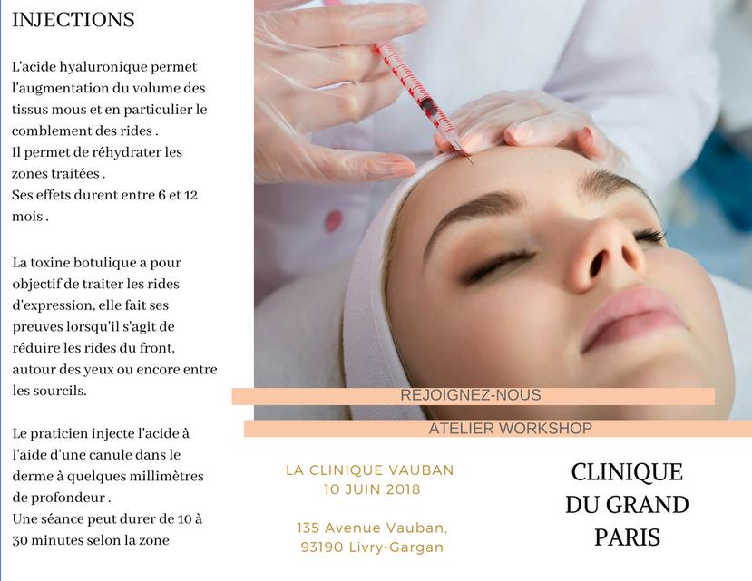 Brochure Clinique du grand Paris