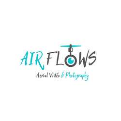 logo agence de photographie par drône